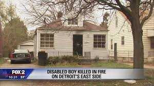 in house handicapped dies in house on detroit s east side