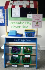 Flower Shops Open On Sundays - dramatic play flower shop theme for preschool