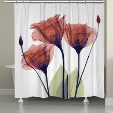 Pink And Grey Shower Curtain by Shower Curtains