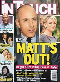 Today Show by Megyn Kelly About To Replace Matt Lauer On Today The