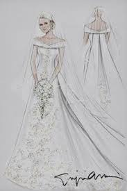 Armani Wedding Dresses Dramatic Mermaid In Pink With Ruffles And Layers Fashion Addict