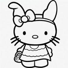 kitty coloring pages kitty colouring pages