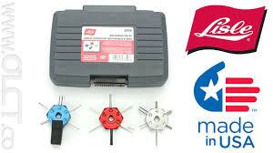 wiring terminal removal tool lisle terminal release kit overview