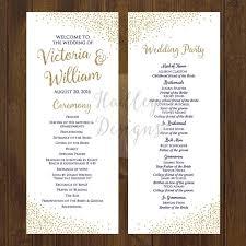 Examples Of Wedding Ceremony Programs Die Besten 25 Wedding Ceremony Samples Ideen Auf Pinterest