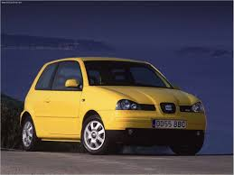 seat arosa lowered catalog cars
