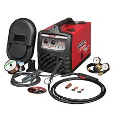 Shop Vacs At Lowes by Shop Lincoln Electric 230 Volt Mig Flux Cored Wire Feed Welder At