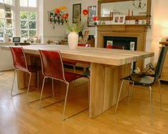 Bespoke Suar Dining Table Stained Dark With Matching Suar Bench - Reclaimed teak dining table and chairs