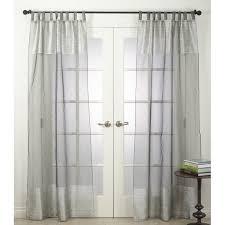Sheer Elegance Curtains Barrel Studio Sheer Elegance Solid Sheer Single Curtain Panel