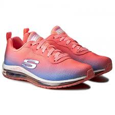 shoes skechers skech air element 12640 pklv pink lavender