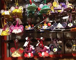 filmic light snow white archive 2012 ear hat ornaments