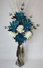 Artificial Lilies In Vase Water Lily Dried U0026 Artificial Flowers Ebay