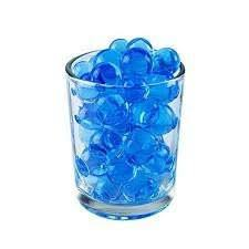 Blue Vases For Wedding 16 000 Floral Water Pearls Blue Vases And Centerpieces For