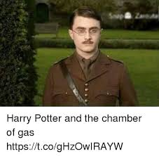 Harry Potter Meme - 25 best memes about harry potter and the chamber of gas