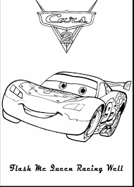 coloring pages mcqueen