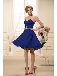 marine bridesmaid dresses marine blue bridesmaid dress tbdress