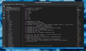 qt programming visual studio using visual studio code on fedora fedora magazine
