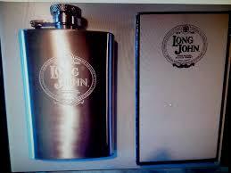 cadeau autour du whisky flasque a whisky long john idée cadeaux leszitounes