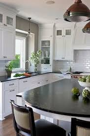 Black And White Kitchen Ideas Best 20 White Kitchen With Gray Countertops Ideas On Pinterest U2014no