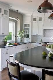 White And Black Kitchen Designs Best 20 White Kitchen With Gray Countertops Ideas On Pinterest U2014no