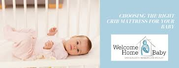 How To Choose A Crib Mattress Choosing The Right Crib Mattress For Your Baby Home