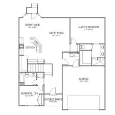 single floor home plans single story house plans design interior single story open floor