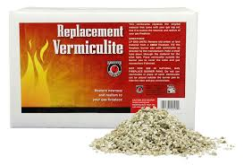 amazon com meeco replacement vermiculite 1 lb home u0026 kitchen