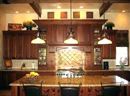 above kitchen cabinet decorating ideas decorating above kitchen cabinets kitchen in space above kitchen