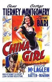 Rainy Chinese Girl Meme - china girl 1942 film wikipedia