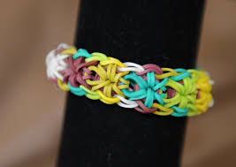 bracelet color bands images Tired of starburst bracelets in rainbow colors try these 5 colour jpg