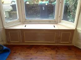 stylish diy bay window seat simple diy bay window seat u2013 home
