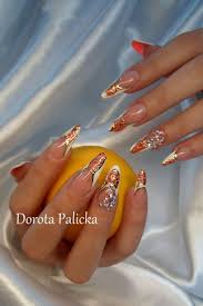 59 best nails images on pinterest nailart foil nails and nail