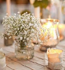 baby breath centerpieces dainty and lovely 25 easy ideas of baby s breath centerpieces