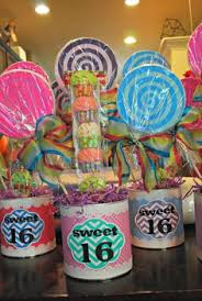 lollypop plants for candy themed parties sweet shoppes candy