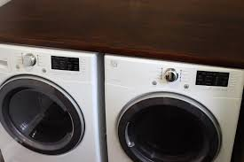 Countertop Clothes Dryer Diy Laundry Room Countertop U2014 Interior Design Small Home Style