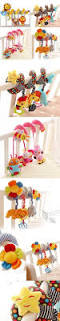 educational baby toy mobile baby cot bed hanging bell newborn