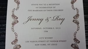 Letterpress Invitations Custom Wedding Suite Letterpress Invitation Printing Nyc