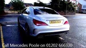 mercedes of poole 2014 mercedes class 180 amg sport 1 6l silver ro64hzw