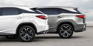 lexus lexus lexus supersized its best selling rx350 luxury suv business