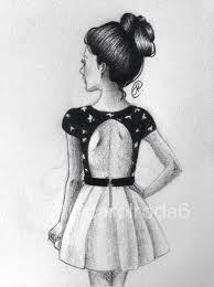 back pencil sketch sketches pinterest sketches girls