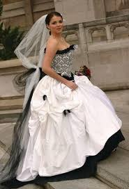 white and black wedding dresses black and white wedding dresses plus size pluslook eu collection