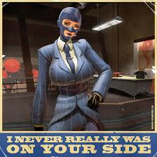 Spy Meme - spy rule 63 know your meme