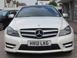 c class mercedes for sale used mercedes 2012 diesel class c220 cdi blueefficiency coupe