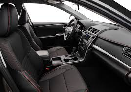 2015 Camry Interior What Are The 2016 Toyota Camry Trim Levels Limbaugh Toyota