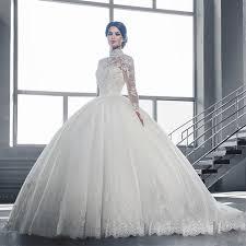 luxury beaded pearl crystal lace mermaid wedding dresses 2017 v