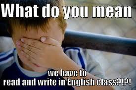 Memes About English Class - carriemarienunez s funny quickmeme meme collection