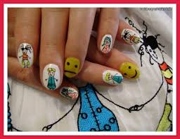 cool art ideas for teenagers cool nail art ideas for kids nail