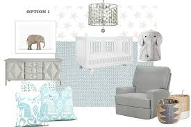 Chandelier Baby Room Mood Board Baby Boy Nursery Design With Nursery Chandelier