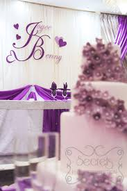 wedding backdrop name backdrop is decorated with glittery names secrets floral collection