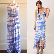 79 off planet blue dresses u0026 skirts planet blue blu moon maxi