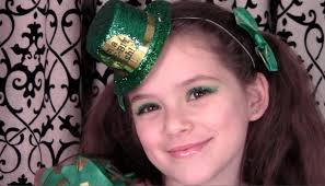 st patrick u0027s day makeup tutorial for kids or parade youtube